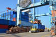 Seaport Freight - Shipping Cargo