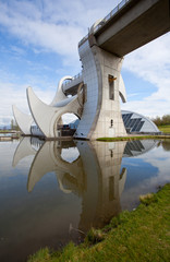 Falkirk Wheel Scotland