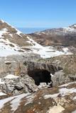 The Natural Bridge geological landmark (Lebanon) poster
