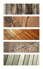 Fond, texture, bannière, bandeau, design, bois, lambris, planche