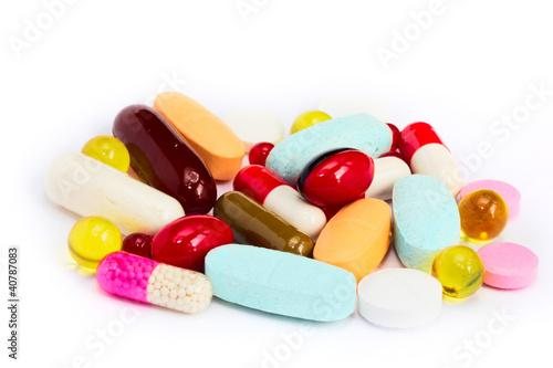 pills vitamin supplement