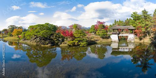 Papiers peints Japon japanischer Garten