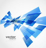 Fototapety Abstract new technology Background Vector