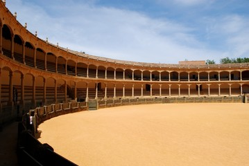 Bullring, Ronda, Andalusia, Spain © Arena Photo UK