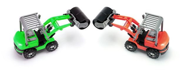 Toy Steam Rollers