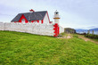 Dingle Lighthouse  by Dingle Harbor in Co.Kerry - Ireland South.
