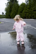 Baby Girl outdoor