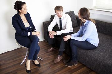 Partnerberatung beim Psychologen