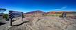 Sentier menant au Piton de La Fournaise - Réunion