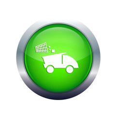 ecologic envairment recycling proces icon