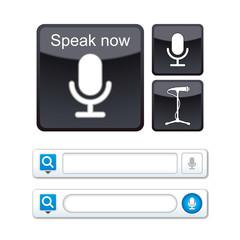 音声認識と音声検索