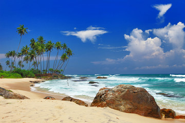 beautiful Sri lanka beaches