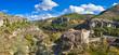 View of Parador of Cuenca - Spain