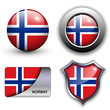 Norway icons