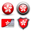Hong kong icons