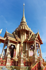 The Royal Crematorium in Bangkok