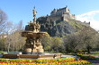 Edinburgh - Ross Fountain