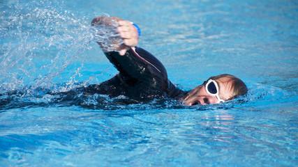 Schwimmen – Kraulen