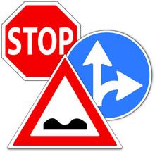 segnali stradali - segnaletica verticale