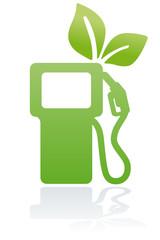 Tanksäule Biokraftstoff