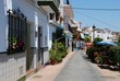Village street, Torrox, Andalusia, Spain © Arena Photo UK