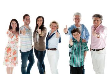 Familie und Erfolg