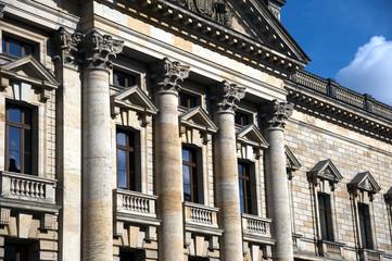 Bundesverwaltungsgericht Leipzig Reichsgericht Detail