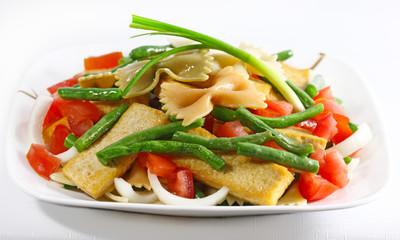 Farfalle Tofu