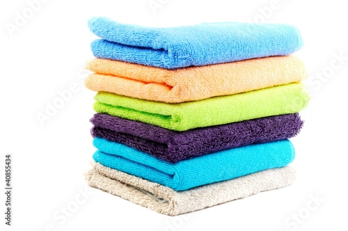 Pure cotton towels - 40855434