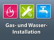 Gas- und Wasserinstallation