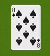 Play Card Spade