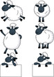 Sheep cartoon