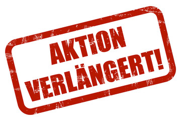 Grunge Stempel rot AKTION VERLÄNGERT!