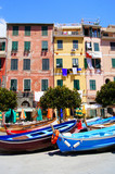 Colorful houses of Vernazza, Cinque Terre, Italy