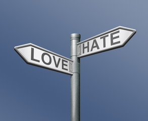 love hate different taste like not