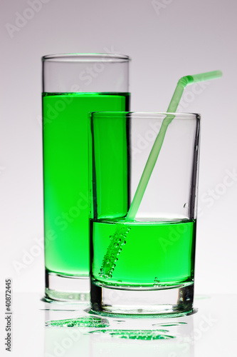 Green Cocktail