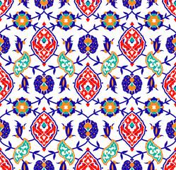 Traditional Islamic flower Pattern
