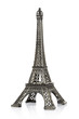 Eiffel tower on white, clipping path included - 40883689