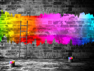 ColourWall B&W