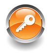 key orange button