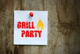 zettl-brettl grillparty griller III