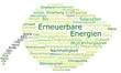 Erneuerbare Energien Blatt