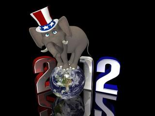 Republican Balance - 2012