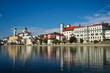 Passau Altstadtansicht