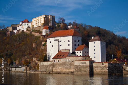 Veste Niederhaus / Oberhaus in Passau