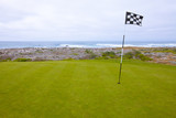 Scenic Golf Green with Ocean Views