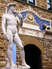 Statue of David, Florence