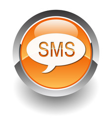 sms orange button