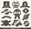 Vintage  label.