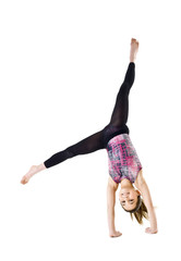 Gymnastic Girl